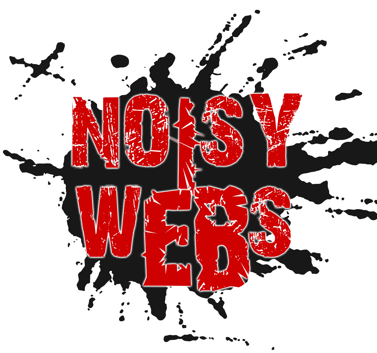 noisy webs logo contact